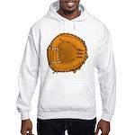catcher's mitt Hooded Sweatshirt