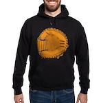 catcher's mitt Hoodie (dark)