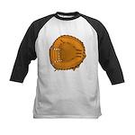 catcher's mitt Kids Baseball Jersey