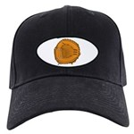 catcher's mitt Black Cap
