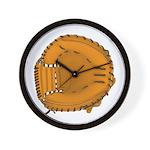 catcher's mitt Wall Clock