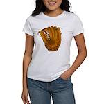 baseball glove Women's T-Shirt