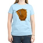 baseball glove Women's Light T-Shirt