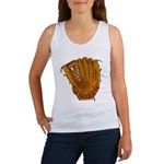 baseball glove Women's Tank Top