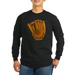 baseball glove Long Sleeve Dark T-Shirt