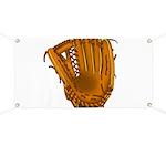 baseball glove Banner