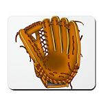 baseball glove Mousepad