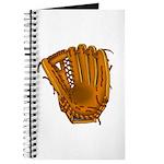 baseball glove Journal