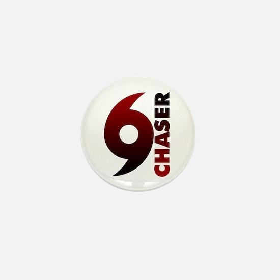 Hurricane Chaser Mini Button