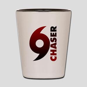 Hurricane Chaser Shot Glass