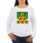 soccer Women's Long Sleeve T-Shirt