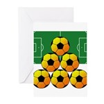 soccer Greeting Cards (Pk of 20)