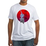 kendo Fitted T-Shirt