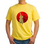 kendo Yellow T-Shirt
