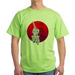 kendo Green T-Shirt