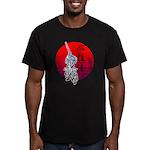 kendo Men's Fitted T-Shirt (dark)