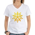 manchukuo Women's V-Neck T-Shirt