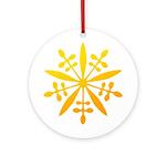 manchukuo Ornament (Round)