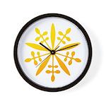 manchukuo Wall Clock