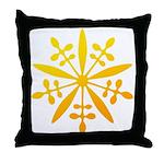 manchukuo Throw Pillow