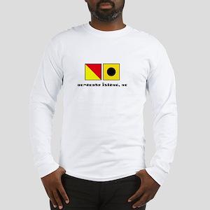 Ocracoke Island, NC Long Sleeve T-Shirt