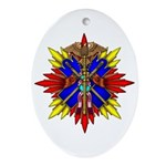 Order of the Golden Kite Ornament (Oval)