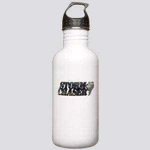 Storm Chaser Text Stainless Water Bottle 1.0L