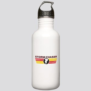 Storm Chasers Logo Bar Stainless Water Bottle 1.0L