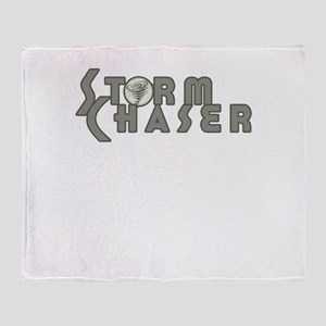 Storm Chaser 4 Throw Blanket