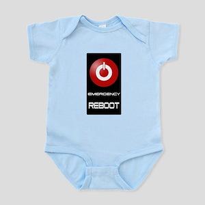 Emergency Reboot Infant Bodysuit