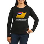 Manchukuo 2 Women's Long Sleeve Dark T-Shirt