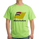 Manchukuo 2 Green T-Shirt