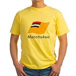 Manchukuo 2 Yellow T-Shirt