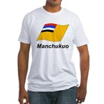 Manchukuo 2 Fitted T-Shirt