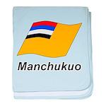 Manchukuo 2 baby blanket