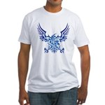 tribal eagle Fitted T-Shirt