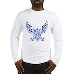 tribal eagle Long Sleeve T-Shirt