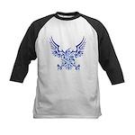 tribal eagle Kids Baseball Jersey