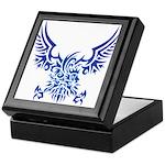 tribal eagle Keepsake Box