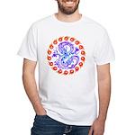 tribal ryuu White T-Shirt
