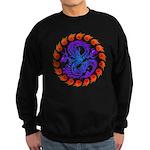 tribal ryuu Sweatshirt (dark)