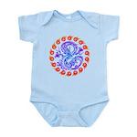 tribal ryuu Infant Bodysuit