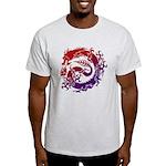 tribal dragon Light T-Shirt