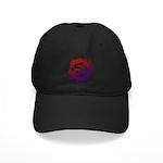 tribal dragon Black Cap