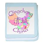 Qingcheng China baby blanket