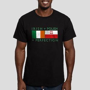 Irish Polish flags T-Shirt