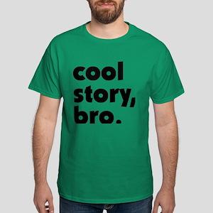 Cool Story Bro Dark T-Shirt