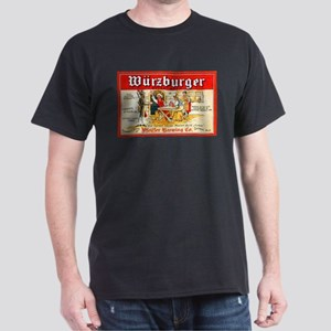 Michigan Beer Label 7 Dark T-Shirt