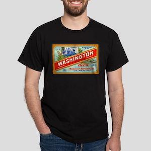 Ohio Beer Label 2 Dark T-Shirt