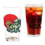 shishi Pint Glass